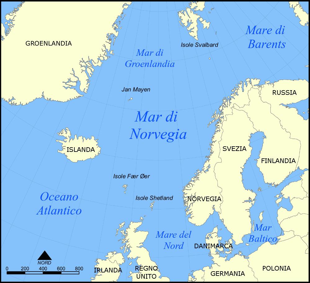 Cartina Norvegia Da Stampare.Il Jazz Nordico Percorsi Musicali
